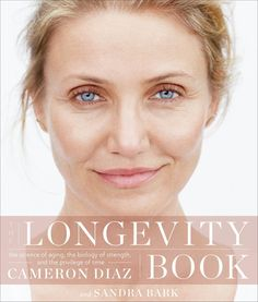HELLO Again, Ladies!  I am so excited I can barely contain myself!! As soon as I saw it myself, I wanted to share with you the cover of THE LONGEVITY BOOK. I am so proud of this book and very much looking forward to engaging us all in a new conversation about aging--how to do it with strength,