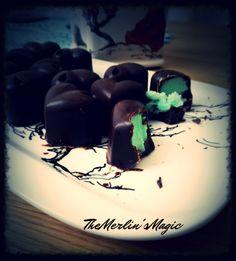 Piparmündi-šokolaadikommid