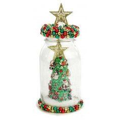 D.I.Y  Christmas Crafts Tree Globe