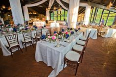 Who knew the Ski Chalet could look this beautiful! Wedding Snapshot: Lisa Sheer and Billy Whitney Photos from Matt Mason Photography