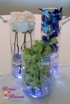 Floral Centerpieces - Brides N Blooms, Designs