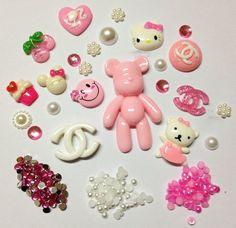 Kawaii Decoration Cabochon Flat Back Reins Irene Series 2 For Cellphone Case - Pink Teddy Bear PEPPERLONELY http://www.amazon.com/dp/B007U5HBKA/ref=cm_sw_r_pi_dp_jJUoub0XRWKEY