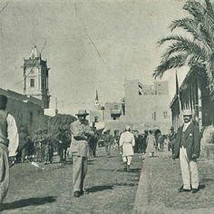 المدينه القديمة .. طرابلس ليبيا .. Tripoli Libya