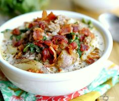 Olive Garden Zuppa Toscana Copycat Recipe its even better than Olive Gardens version