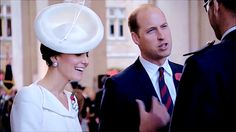 Europe's Royals — catherine-middleton: Prince William introduces his...