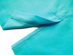 A tutorial on how to sew a sleeve placket EASY WAY- Inseam Studios Sewing Basics, Sewing For Beginners, Sewing Hacks, Sewing Tutorials, Sewing Tips, Techniques Couture, Sewing Techniques, Diy Clothing, Sewing Clothes
