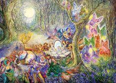 Masterpieces Josephine Wall Cirrius Tales Parade Jigsaw Puzzle - 2000 pc