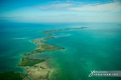 Belize... it has the world's 2nd. Largest barrier reef in the world.