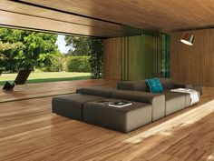 Porcelain stoneware wall/floor tiles with wood effect ETIC PRO by Atlas Concorde