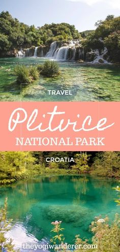 Your guide to Plitvice Lakes National Park, Croatia, one of the most beautiful places in Europe. The best nature, walks, hikes, waterfalls and boat trips in this bucket list destination. #Plitvice #PlitviceLakes #Croatia