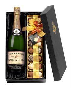 Spoil someone rotten with this gift of pure luxury 16 hand made chocolate truffles are a rich and delicious treat especially when presented with a