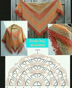 Exceptional Stitches Make a Crochet Hat Ideas. Extraordinary Stitches Make a Crochet Hat Ideas. Crochet Shawl Diagram, Crochet Cowl Free Pattern, Crochet Poncho Patterns, Crochet Shawls And Wraps, Crochet Chart, Crochet Scarves, Crochet Lace, Crochet Stitches, Free Crochet