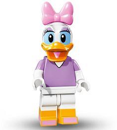 Lego Minifigure Serie Disney, Daisy