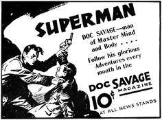DOC SAVAGE MAGAZINE