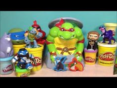 Teenage Mutant Ninja Turtles, Star Wars and Angry Birds Surprise Blind b...