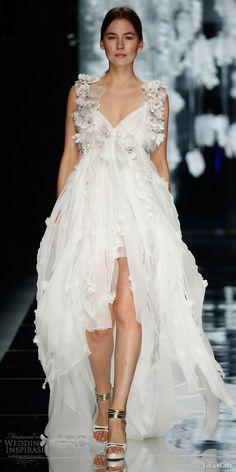 390e48187865f YolanCris 2016 Wedding Dresses — Orchid Bridal Collection