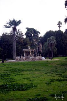 Cupid fountain