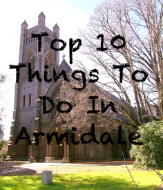 Top 10 things to do in Armidale, NSW.