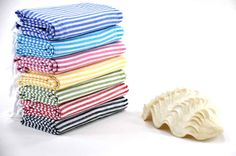 Sarong Pareo Wrap Turkish Towels   Beach Style by DowntownIstanbul