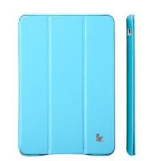 High quality premium leatherette Handcrafted with no stitching Classic Smart Cover for iPad mini Blue Shipping for UK , http://www.amazon.co.uk/dp/B00ENST7K4/ref=cm_sw_r_pi_dp_kpElsb0PCAB0G