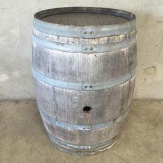 French Wine Barrel
