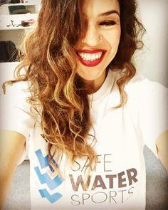 Ναταλία Δραγούμη Water Sports, T Shirts For Women, Tops, Fashion, Moda, Fashion Styles, Fashion Illustrations