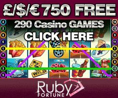 Latest Microgaming Slots by Ruby Fortune Casino