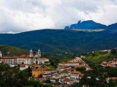 Viaje de carro pelas cidades históricas de Minas Gerais - Destinos Nacionais - iG