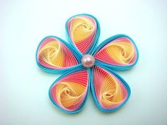 quilling tutorial - pics demonstrating different kinds of techniques .quilling tutorial - pics demonstrating different kinds of techniques . Quilling Jewelry, Neli Quilling, Quilling Videos, Paper Quilling For Beginners, Quilling Paper Craft, Quilling Techniques, Quilling Comb, Paper Crafting, Quilling Flowers Tutorial
