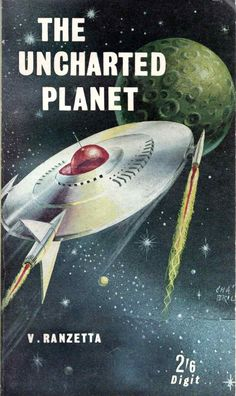 The Uncharted Planet by V. Ranzetta (Digit:1962)