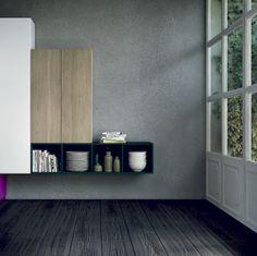 Cucina componibile MILANO by Del Tongo | design Prospero Rasulo ...