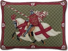 Millennia Designs Knight of Saint George Tapestry Kit