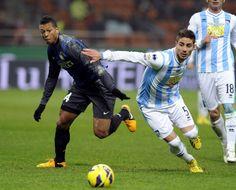 Inter-Pescara Serie A 20.a giornata Pagelle: Gazzetta e Corsport