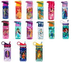 54f14017a9 Disney Store Plastic Water Bottle Minnie Jasmine Belle Dory Princess Lion  Guard #ad #disney #waterbottle #minniemouse #jasmine #littlemermaid