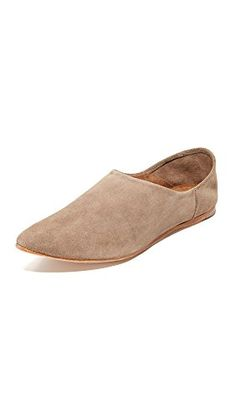 Jeffrey Campbell Womens Vijay Flats Taupe 7 BM US *** To view further for this item, visit the image link. Note:It is Affiliate Link to Amazon.