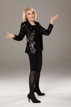 Joan Rivers - Classics Collection Simple yet chic...