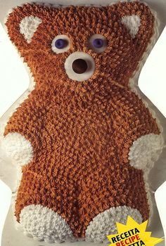 Teddy Bear Cake Pan - 11 x 7 Inch -- Don't get left behind, see this great product offer  : Baking pans