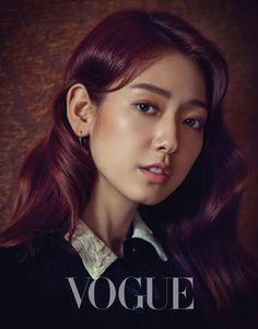 Vogue Tw PArk Shin Hye
