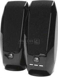 Колонки 2.0 Logitech S-150 black Usb 980-000029 Черный