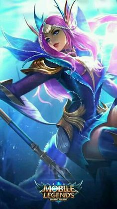 New Painting Mermaid Pearls Ideas Bruno Mobile Legends, Miya Mobile Legends, Cute Baby Cats, Cute Little Animals, Fantasy Characters, Anime Characters, Game Character, Character Design, Letras Cool
