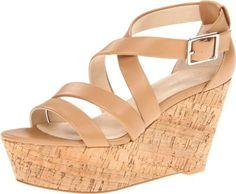 #Calvin #Klein Women's Vonnie Shiny Nappa Platform Sandal,Camel,9 M US Calvin Klein http://www.amazon.com/dp/B009K9EBD4/ref=cm_sw_r_pi_dp_AykWtb0P459V8X46