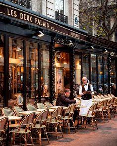 Beautiful Places To Travel, Romantic Travel, Fresco, Paris Bucket List, Paris Cafe, Paris Paris, Paris France, Overseas Travel, French Restaurants
