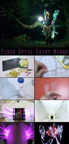 Transform into a fantastic fairy.