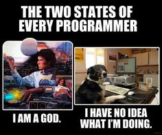 The First Thing You Learn Working As A Programmer  and forever in your mind as a DBA Specialist