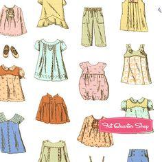 vintage kids clothes