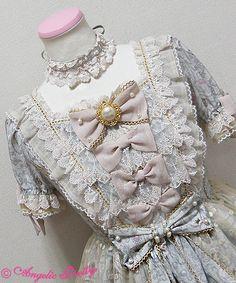 Lolibrary | Angelic Pretty - OP - Antoinette Decoration OP