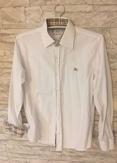 Kaufe meinen Artikel bei #Kleiderkreisel http://www.kleiderkreisel.de/herrenmode/hemden/140795349-burberry-hemd-weiss-gr-ml-neuwertig