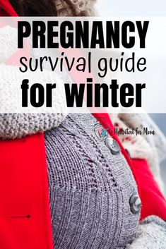Pregnancy Survival Guide for Winter - Pregnancy Tips Time - Pregnancy Workout First Time Pregnancy, Pregnancy Must Haves, Happy Pregnancy, Pregnancy Tips, Winter Pregnancy, Prenatal Workout, Pregnancy Workout, Maternity Winter Coat, Baby Gender Prediction
