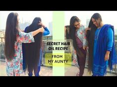 (1) My Auntys Secret Homemade Hair Growth Oil   DIY How To Stop Hair Fall And Get Long Thick Hair - YouTube