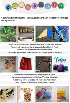 1000+ images about The Daily DIY on Pinterest | Diy ...